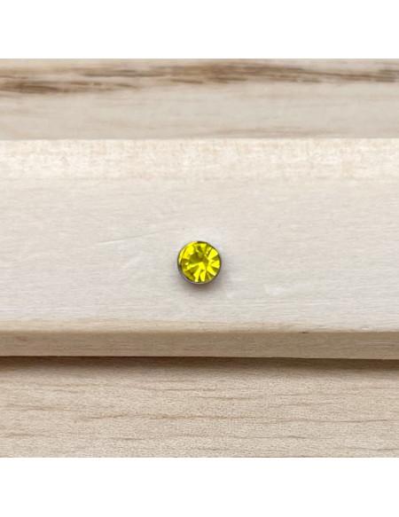 Barbell bioplast jaune 1.2/10/3